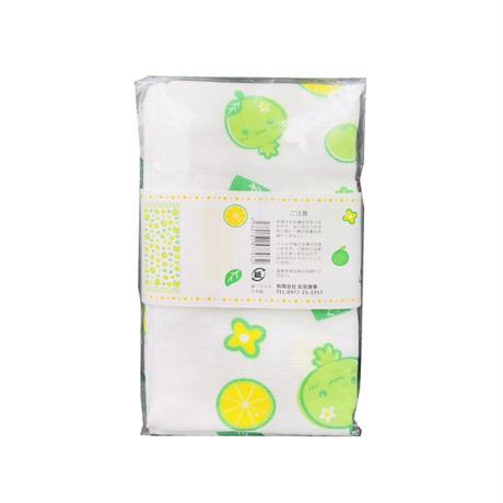 かぼすちゃん 手拭タオル
