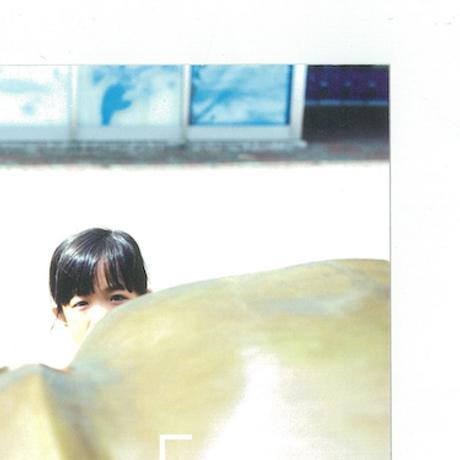 「鈴木むらさき ふたご写真展 ふ」フライヤー
