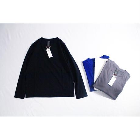 30/- 天竺長袖Tシャツ/ homspun