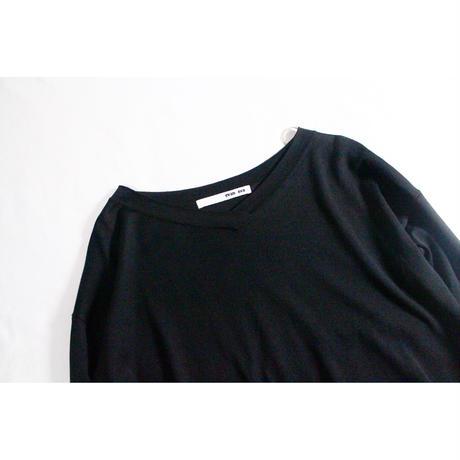 v neck pullover / evam eva