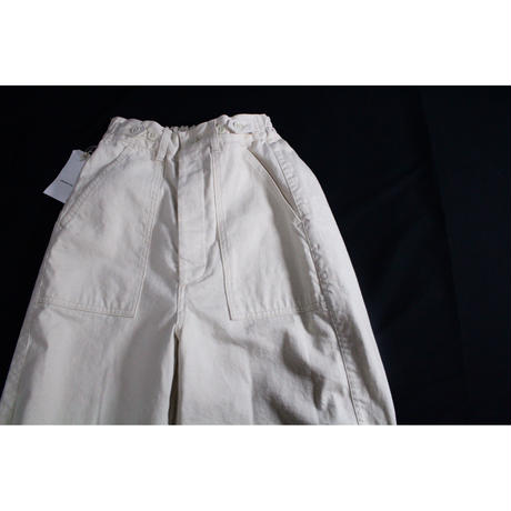JAMES PANTS / orainary fits
