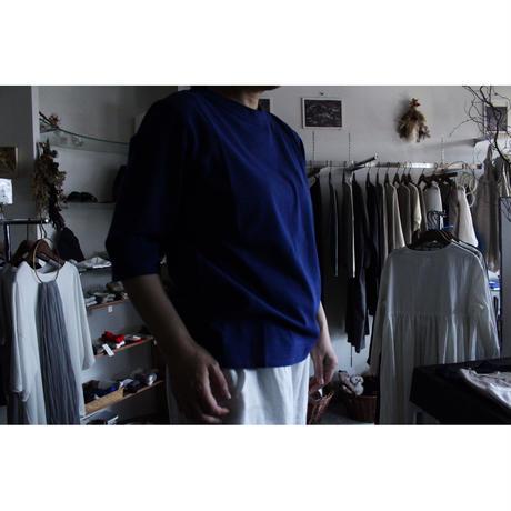 30/- 天竺6分袖Tシャツ / homspun