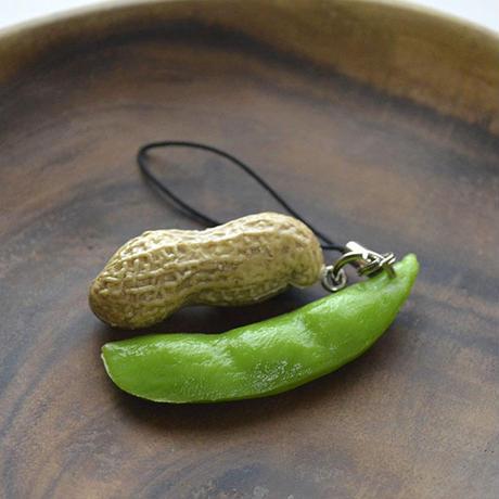 枝豆&ピーナッツストラップ
