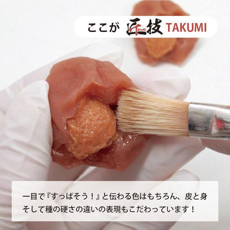 匠技(TAKUMI)キーホルダー 梅干し