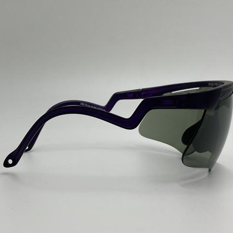 ALBAOPTICS DELTA ブラック(BLK)×ブラック(LEAF)Asian Fit