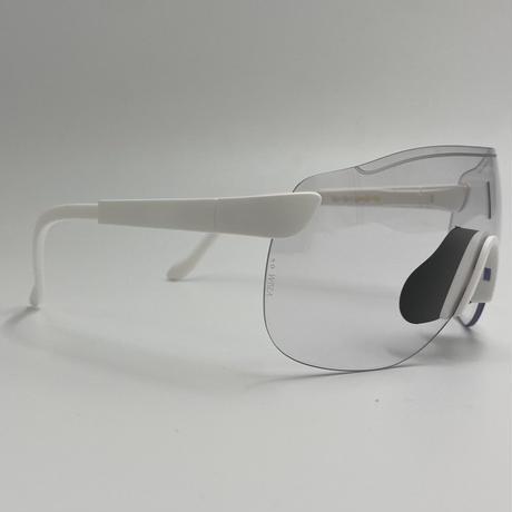ALBAOPTICS STRATOS ホワイト 調光レンズ Asian Fit