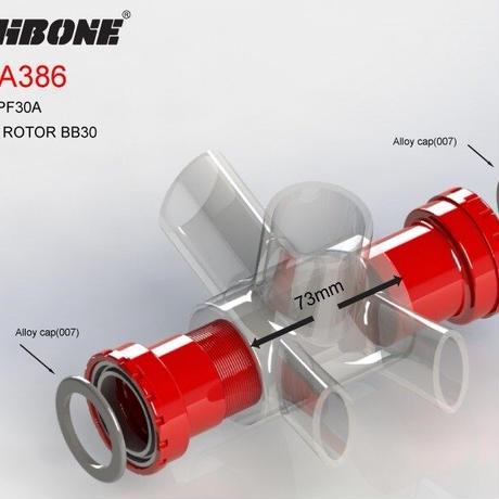 WISHBONE PF30A386