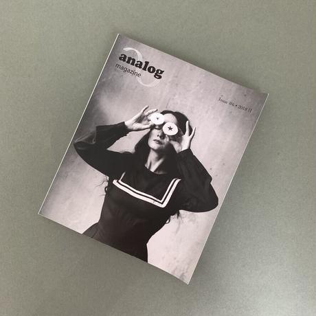書籍|Analog Magazine|issue#6