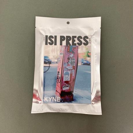 ZINE|ISI PRESS VOL.2|KYNE