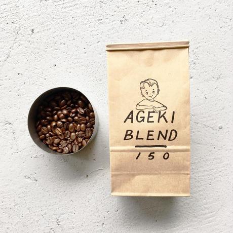 AGEKI BLEND COFFEE 150g