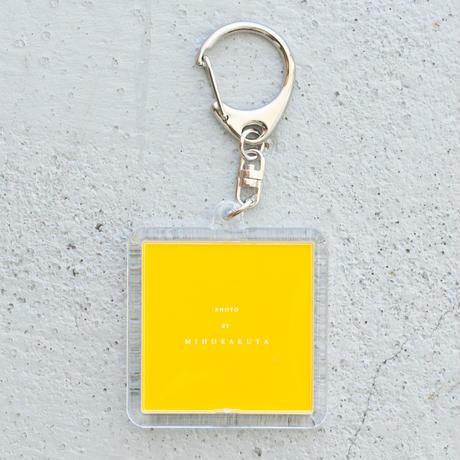 Miho Kakuta collaboration Key chain