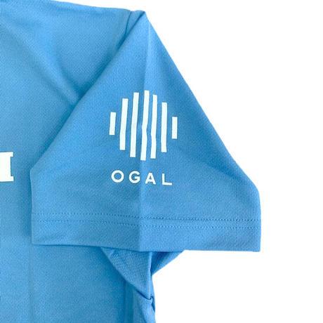 岡崎建設OWLS オリジナルTシャツ(水色)
