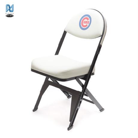 MLB公式ライセンスプレミアム折畳みチェア シカゴ カブス