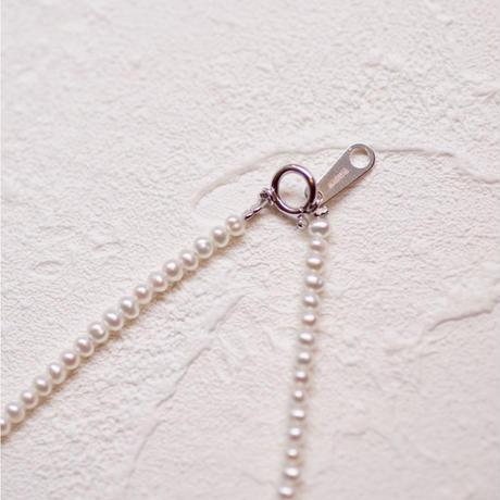 淡水 シードパールのネックレス(45cm)