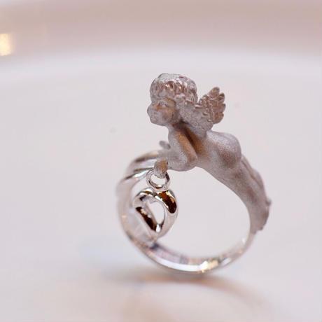 ハートを持つ天使のリング(角江千代治先生)