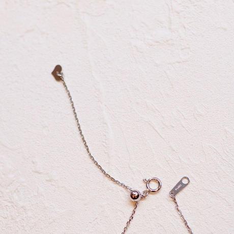 プラチナネックレス 45cm
