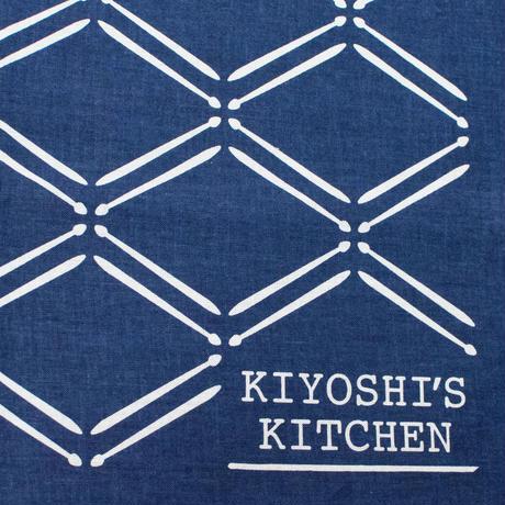 【KIYOSHI'S KITCHEN】手ぬぐい