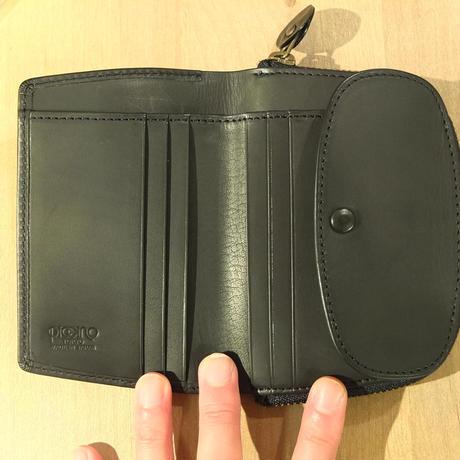 piccino バッファローカーフ財布