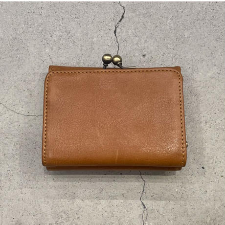BAGGY'S ANNEX バフレザー がまぐちミニ財布