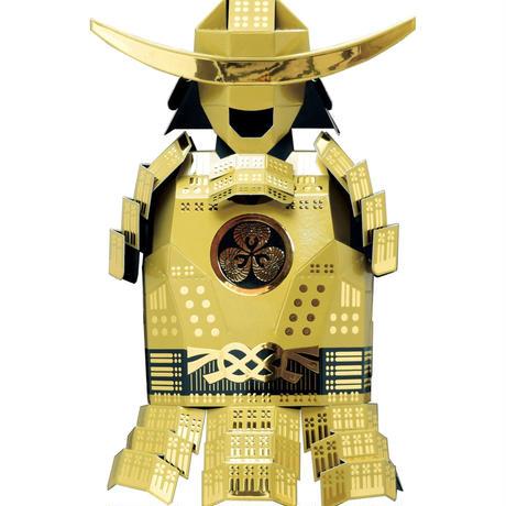 ORIGAMI SAMURAI 折り紙甲冑キット【金/ゴールド/Gold】