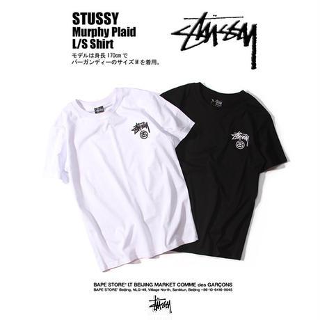 送料無料 最安値 セール ステューシー STUSSY 無地Tシャツ半袖 [65]