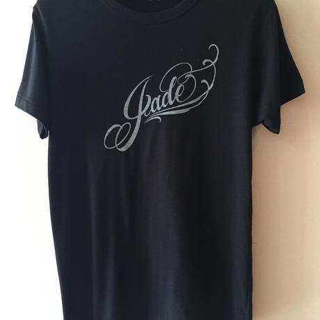 Jade ロゴTシャツ ブラック