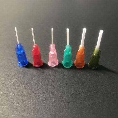 プラスチック ニードル 6種