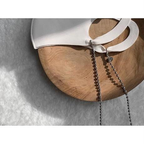 マスクストラップ(ball chain)