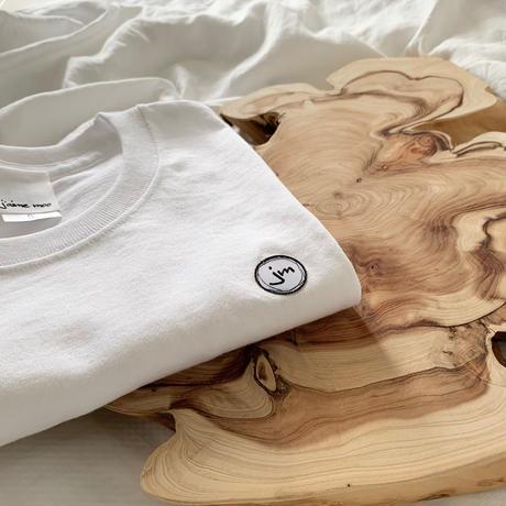 ワッペンjm 大人半袖tシャツ