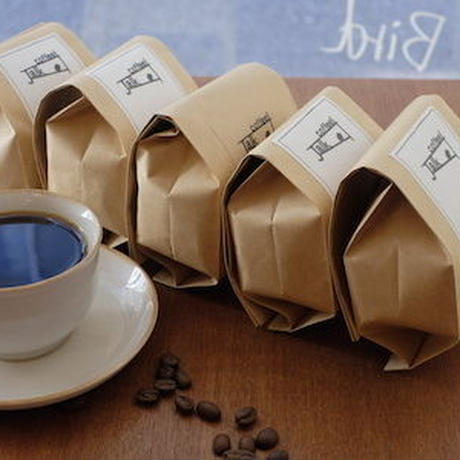 Jalk Coffee お試しセット 60g×5種