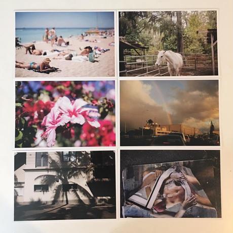 鶴巻育子 ポストカード『Oh! Hawaii』新品 10枚セット