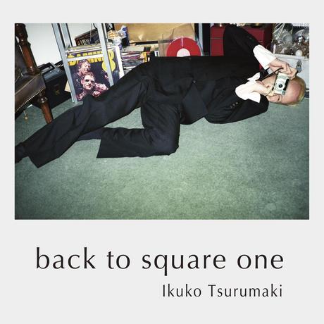 鶴巻育子 写真集『back to square one』新品 500部限定