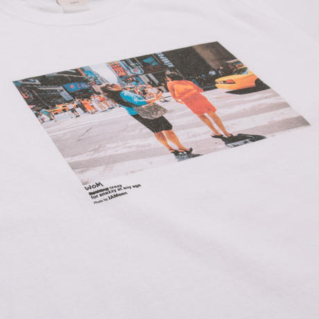 【T-shirts】CRAZY FOR SNAZZY ANY AGE  (SNB-J-60W)