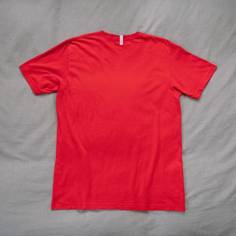 【T-shirts】happen Barcelona  'dog poo' (T200802-red)
