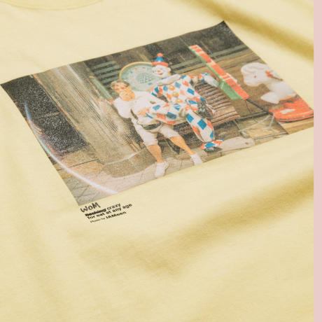 【T-shirts】CRAZY FOR EAT ANY AGE( SNB-J-61Y)
