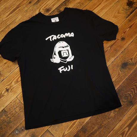 TACOMA FUJI RECORDS/HANDWRITING LOGO
