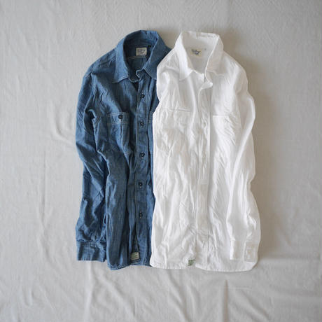 orSlow/WORK SHIRTS