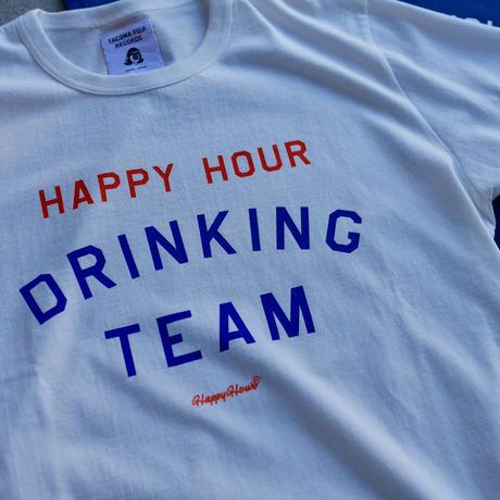 TACOMA FUJI RECORDS/HAPPY HOUR DRINKING TEAM