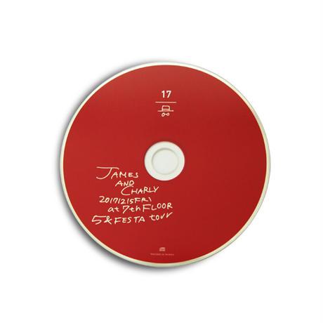 【5 & FESTA tour】 LIVE CD