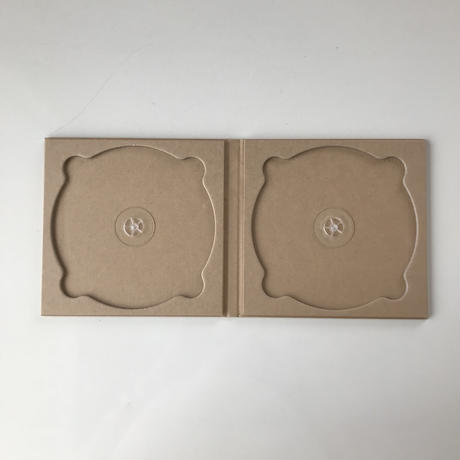 CD&DVD クラフトケース 新色【かぜ】