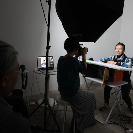 横木安良夫 ストロボライティング講座 全3回 13:00開始 *終了
