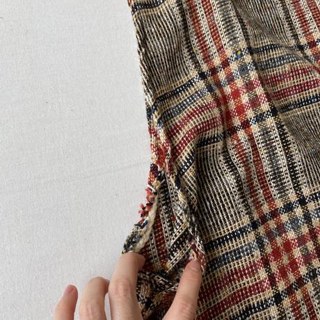 Vintage fabric dress