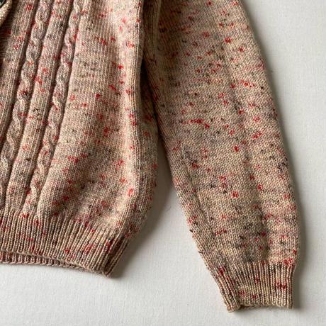 [インスタライブ]Salmon pink vintage cardigan