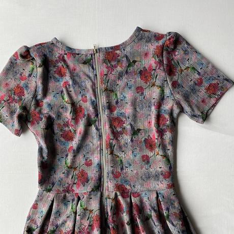 Stretch flower dress