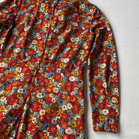 Psychedelic tie dress