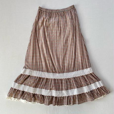 Made in India cotton long skirt