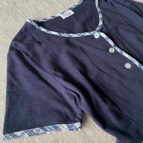 Plaid skirt dress