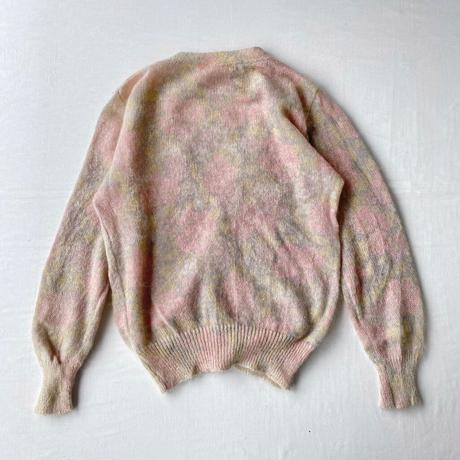 Made in Italy Mohair cardigan