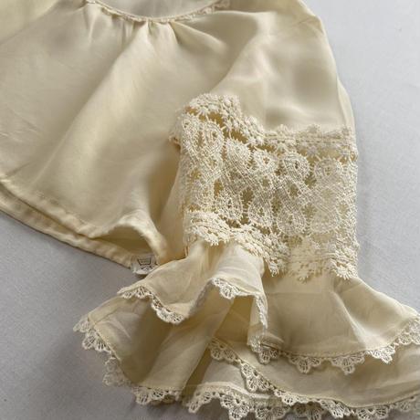Lace short top