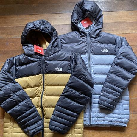 The North Face USA limited reversible down jacket